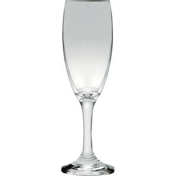 Conjunto de Taças 210ml Windsor Champanhe 12 Peças - Nadir