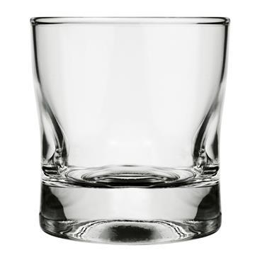 Conjunto de Copos 250ml Amassadinho Rocks Whisky 12 Peças - Nadir