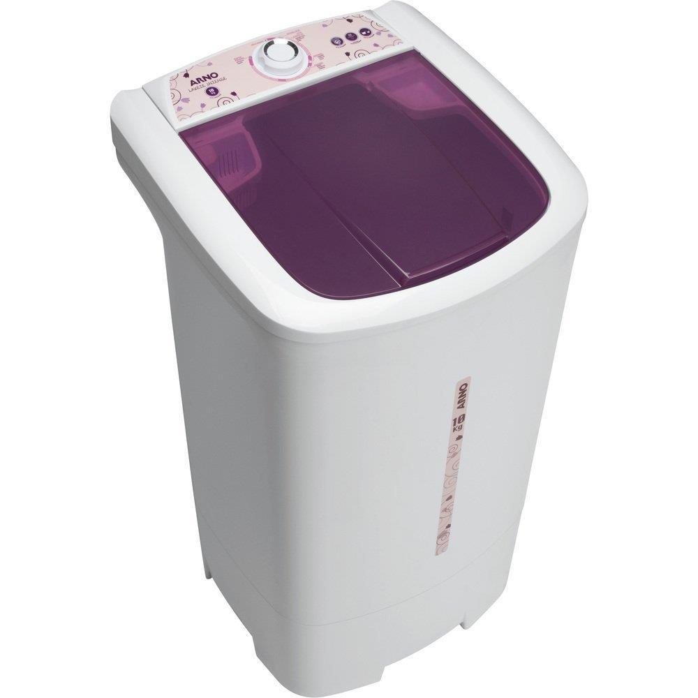 Lavadora de Roupas Semi-Automática Arno 10 Kg ML60 Lavete Intense Branca