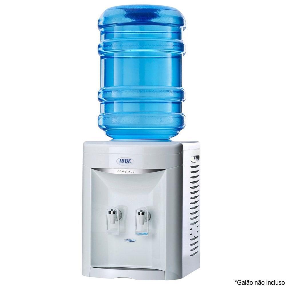 Bebedouro de Água de Mesa IBBL Compacto Branco