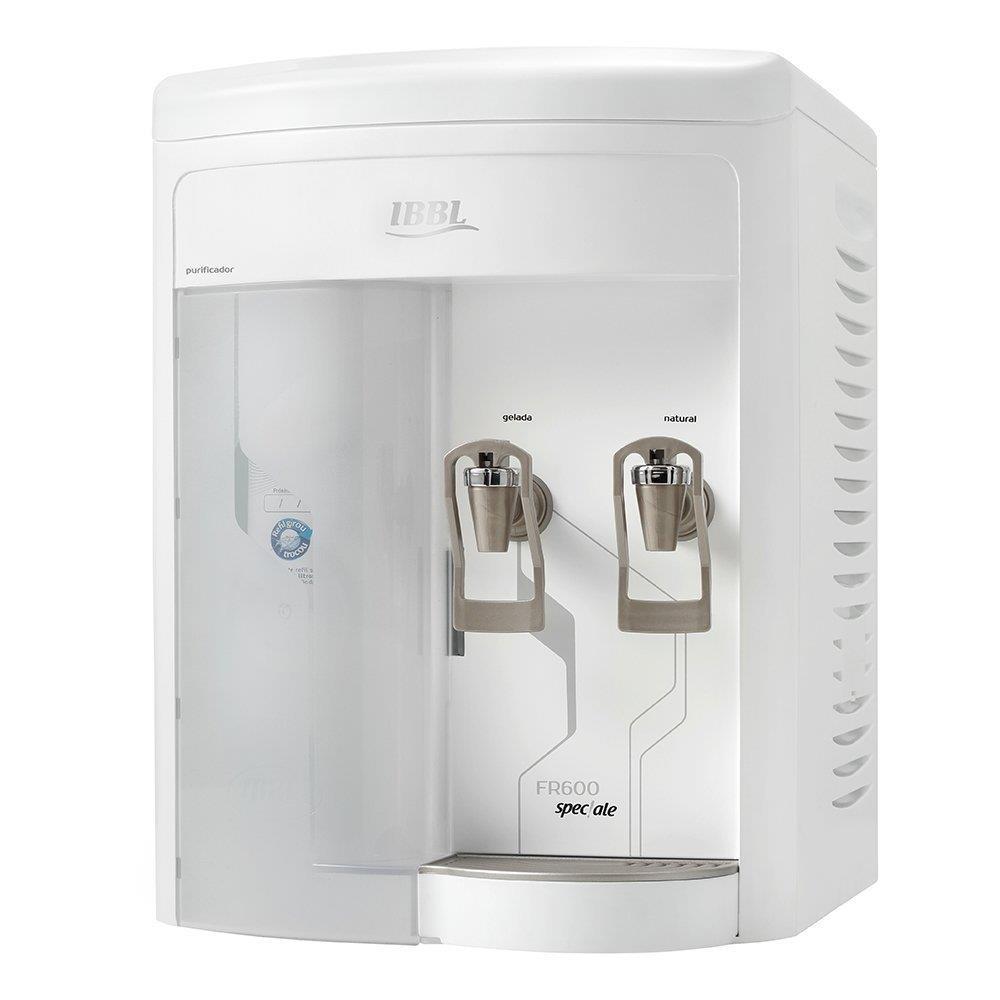 Purificador de Água IBBL Speciale FR600 com Compressor Branco