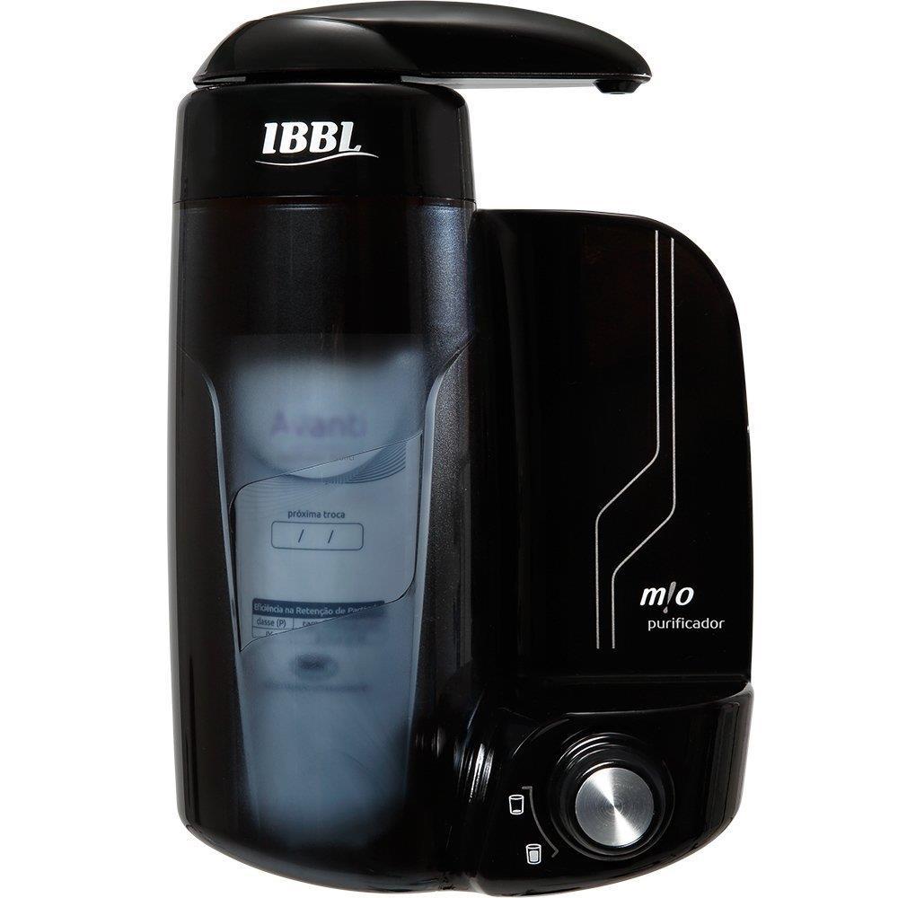 Purificador de Água IBBL Mio Natural Preto