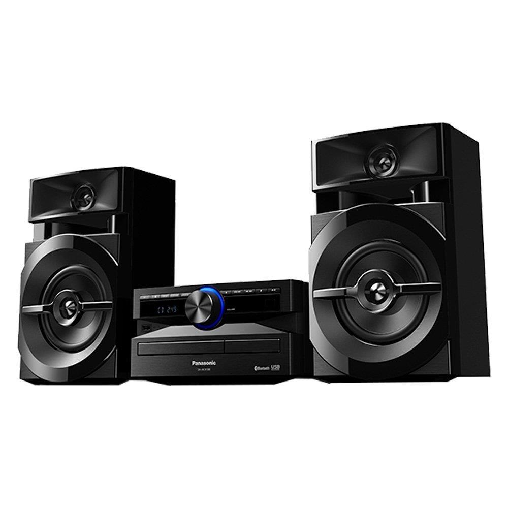 Mini System SC-AKX100LBK USB, Bluetooth, Wireless Media, Max Juke, 250W RMS -...
