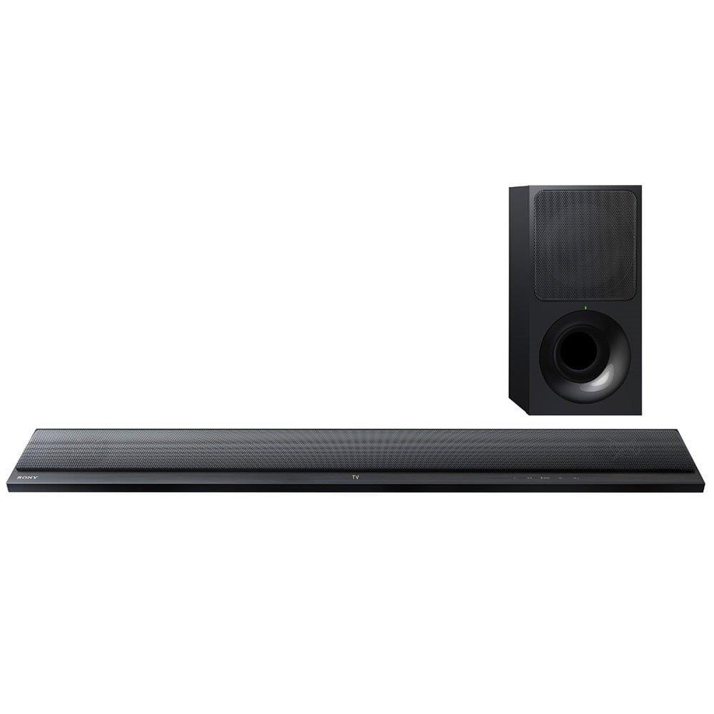 Soundbar Sony HT-CT-390 180W RMS  2.1 canais, Subwoofer, Bluetooth, NFC,...
