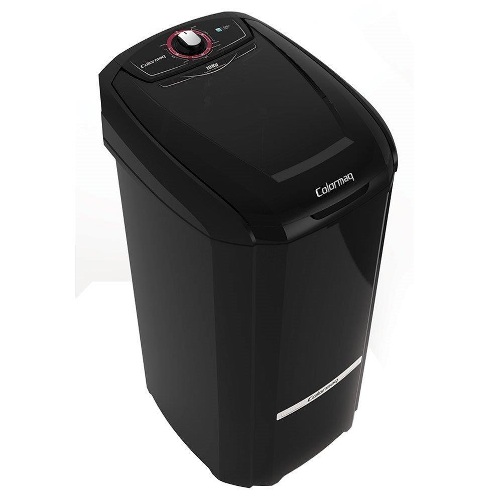 Lavadora de Roupas Semi-Automática Colormaq 10 Kg LCB10 Preta
