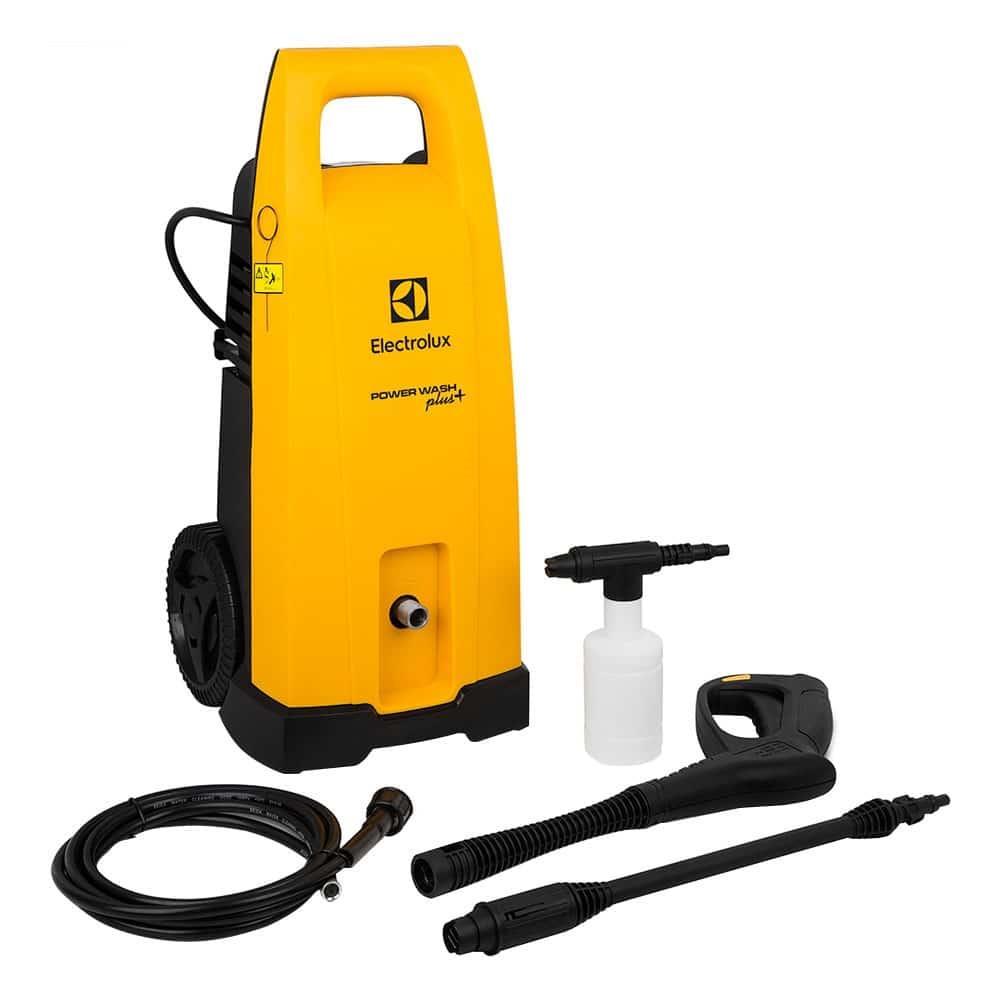 Lavadora de Alta Pressão Power Wash Plus EwS31 1800PSI - Electrolux