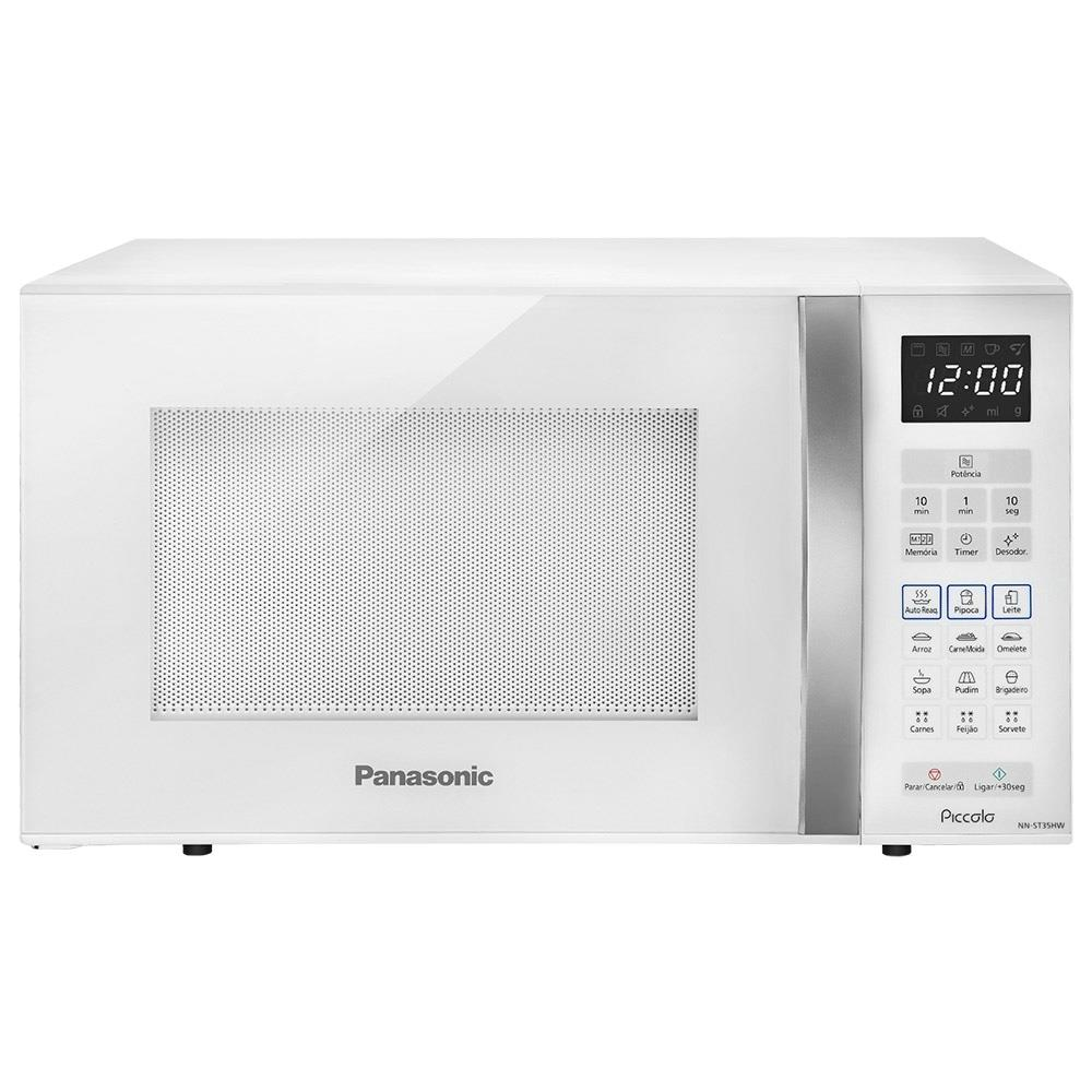 Micro-ondas Panasonic NN-ST35HWRUN 25L Branco