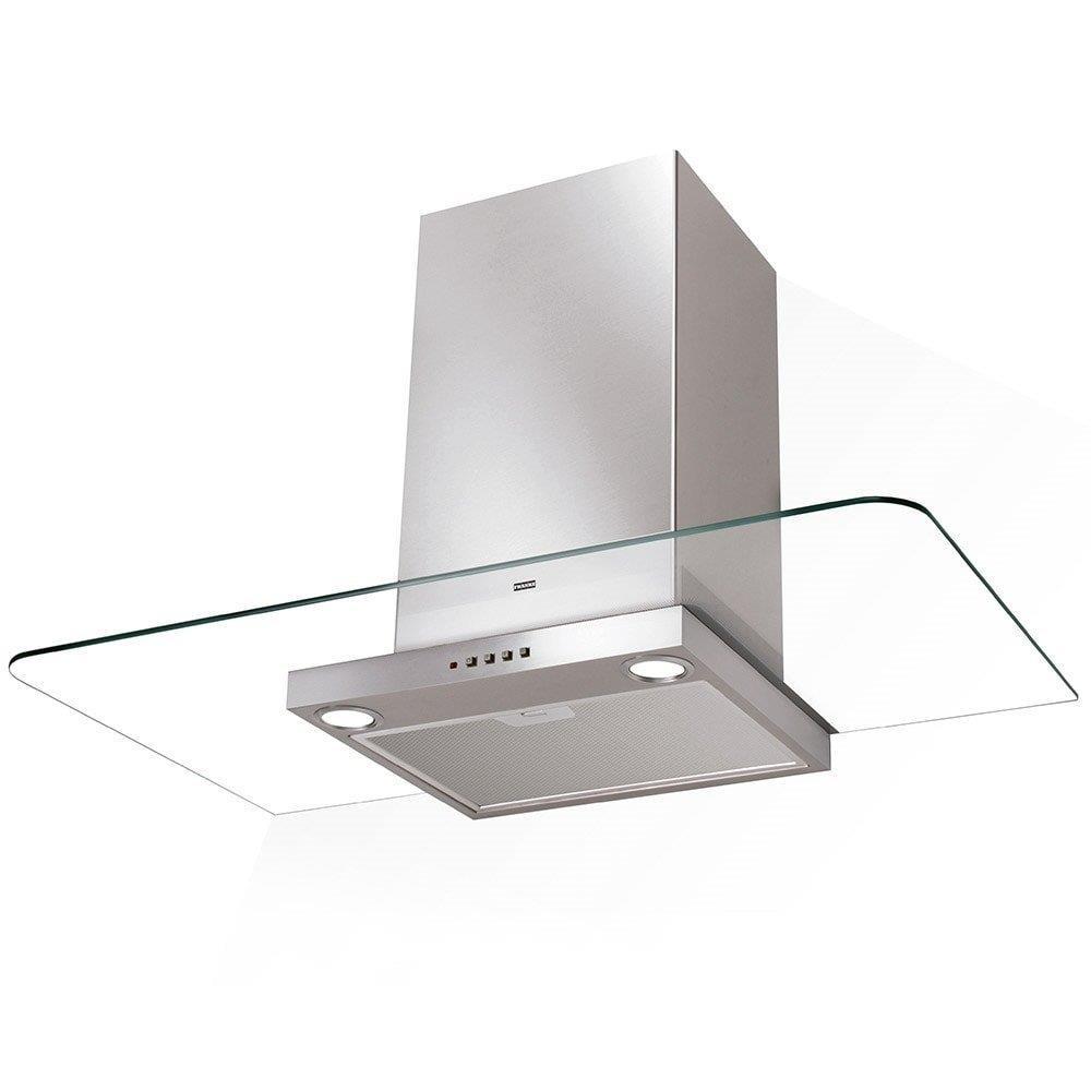 Coifa de Parede Franke Glass Nice 90cm Inox