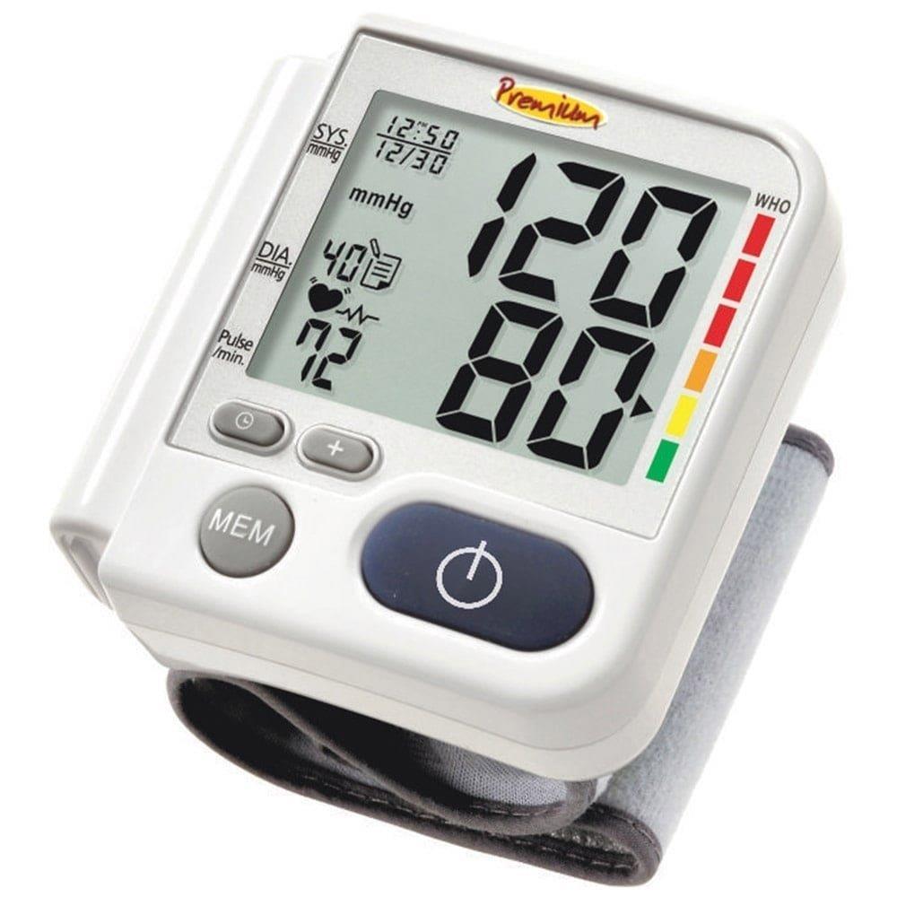 Foto 1 - Monitor de Pressão Arterial G-Tech LP200 Premium Digital de Pulso