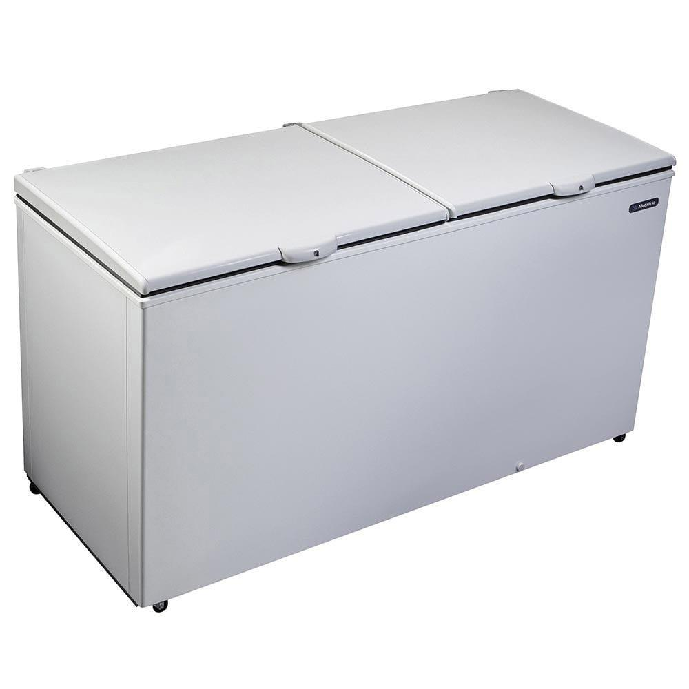 Freezer e Refrigerador Horizontal (Dupla Ação) 2 Tampas 546 Litros DA550 -...