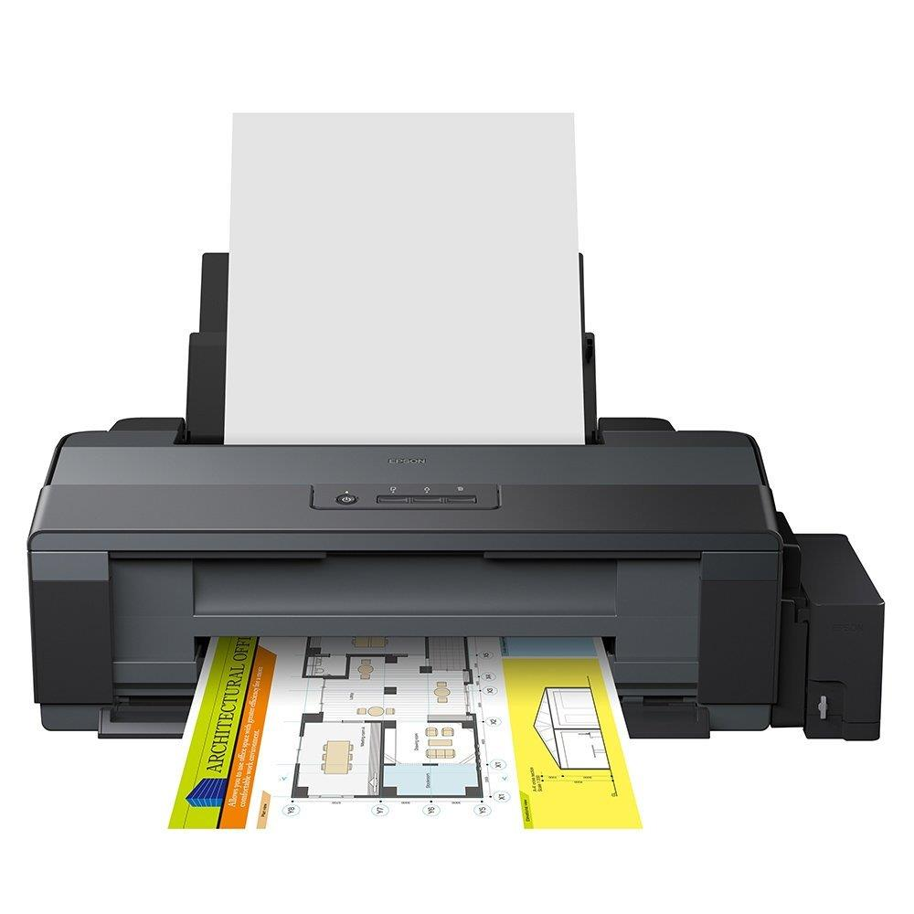 Impressora Epson A3 L1300 Tanque de Tinta Colorida, 110V