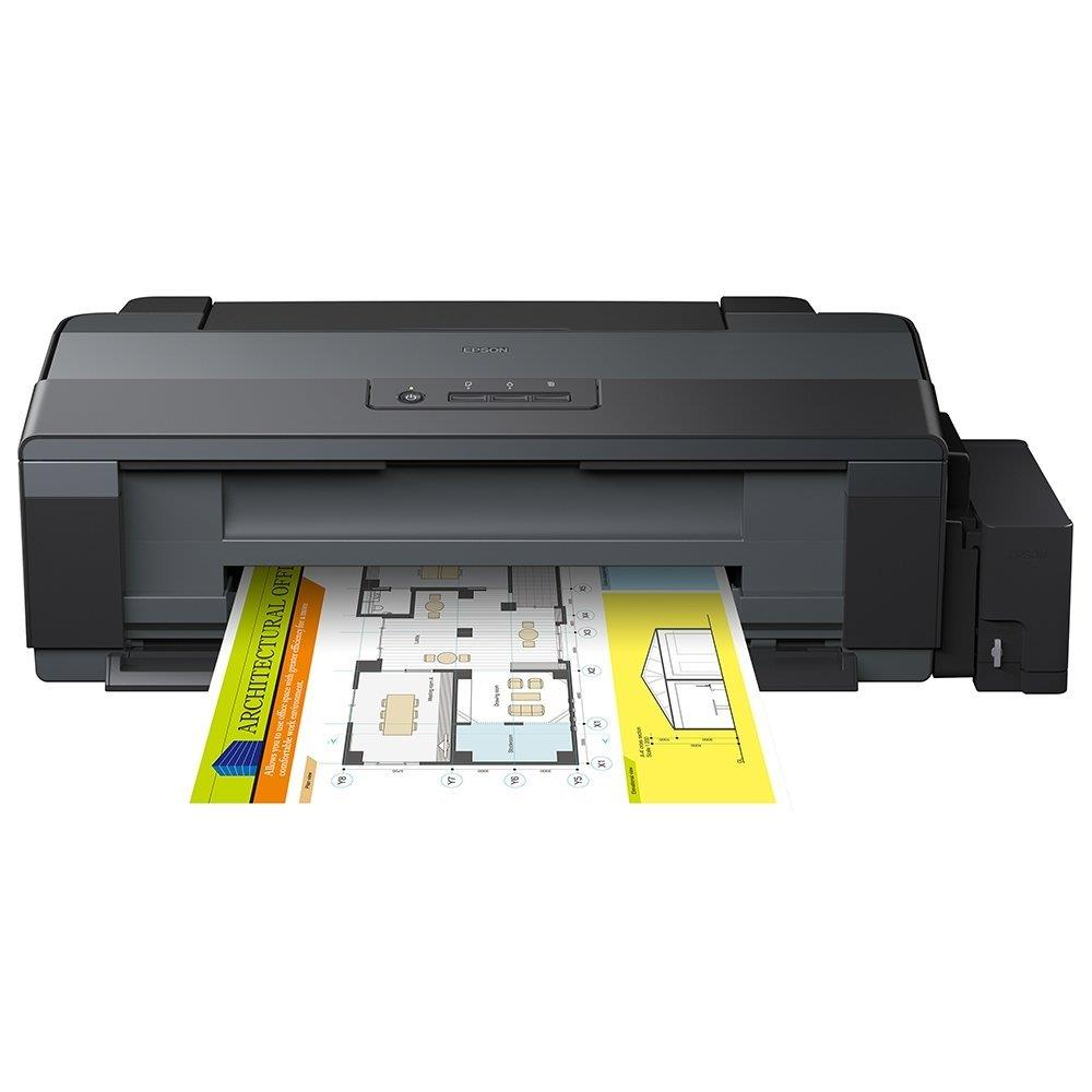 Foto 2 - Impressora Epson A3 L1300 Tanque de Tinta Colorida, 110V