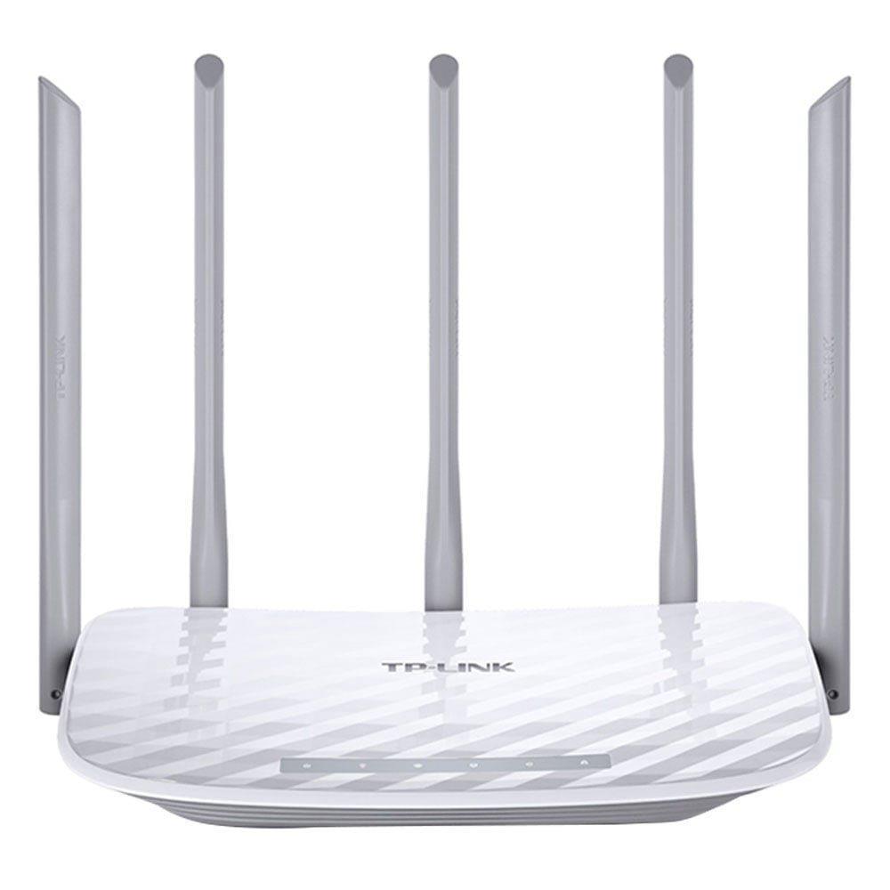 Foto 2 - Roteador Wireless TP-Link Archer AC60 AC1350 1350Mbps, 4 Portas, 5 Antenas Externas