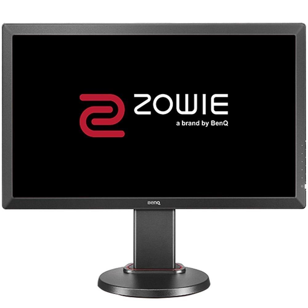 "Monitor Gamer 24"" LED Full HD Zowie RL2460, D-Sub, 3 HDMI, DVI - BenQ"