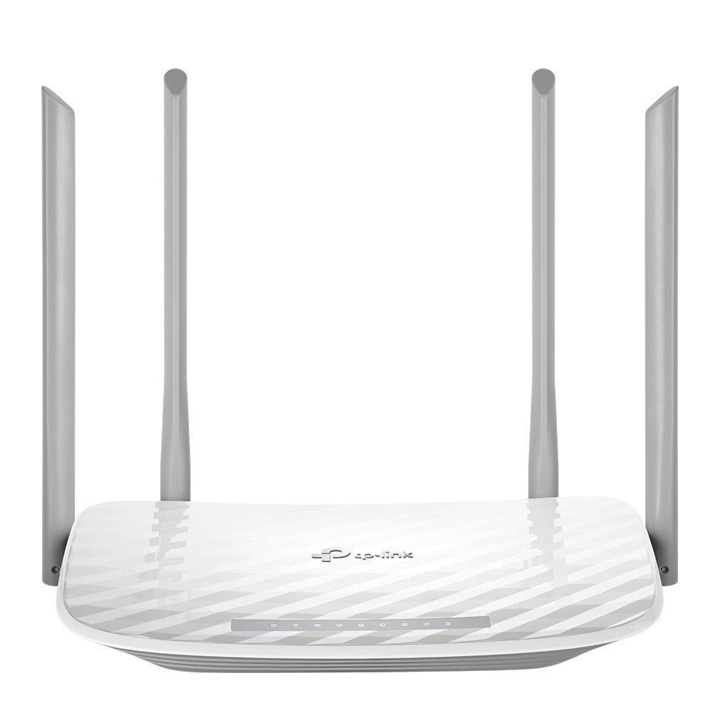 Roteador Wireless TP-Link Archer AC50 AC1200 V3 1200Mbps, Dual Band, 4 Portas,...