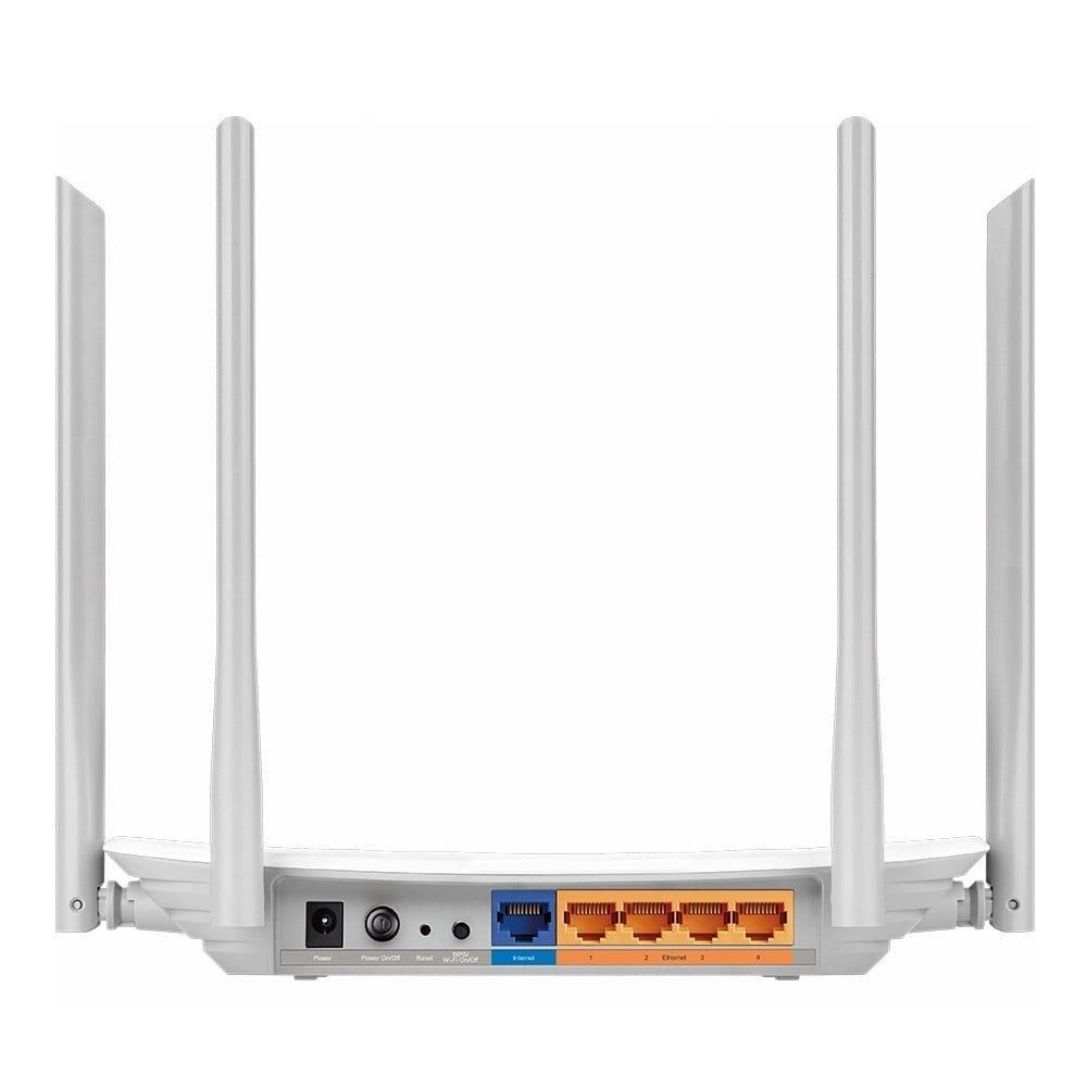 Foto 3 - Roteador Wireless TP-Link Archer AC50 AC1200 V3 1200Mbps, Dual Band, 4 Portas, 4 Antenas