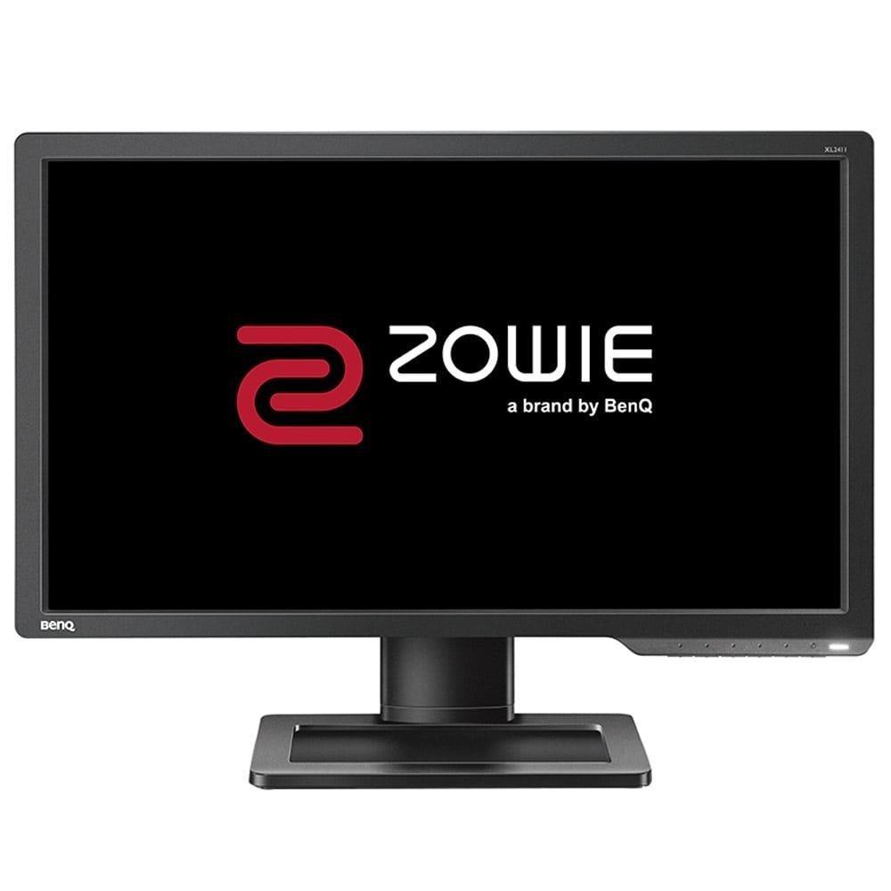 "Monitor Gamer 24"" LED Full HD Zowie XL2411, 144Hz, D-Sub, HDMI, DVI - BenQ"