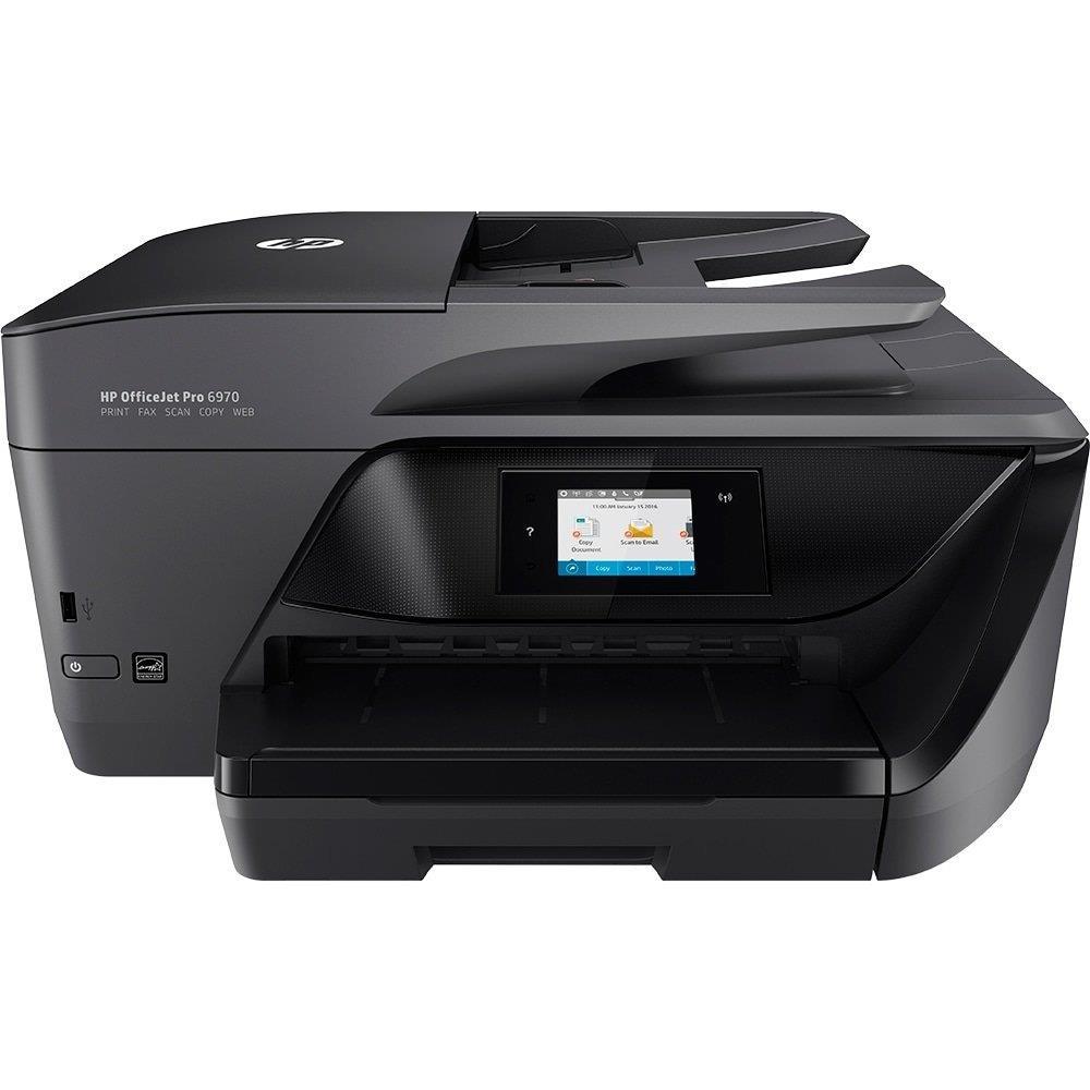 Multifuncional HP OfficeJet OFFPRO 6970 Jato de Tinta Colorida, USB, Wi-Fi,...