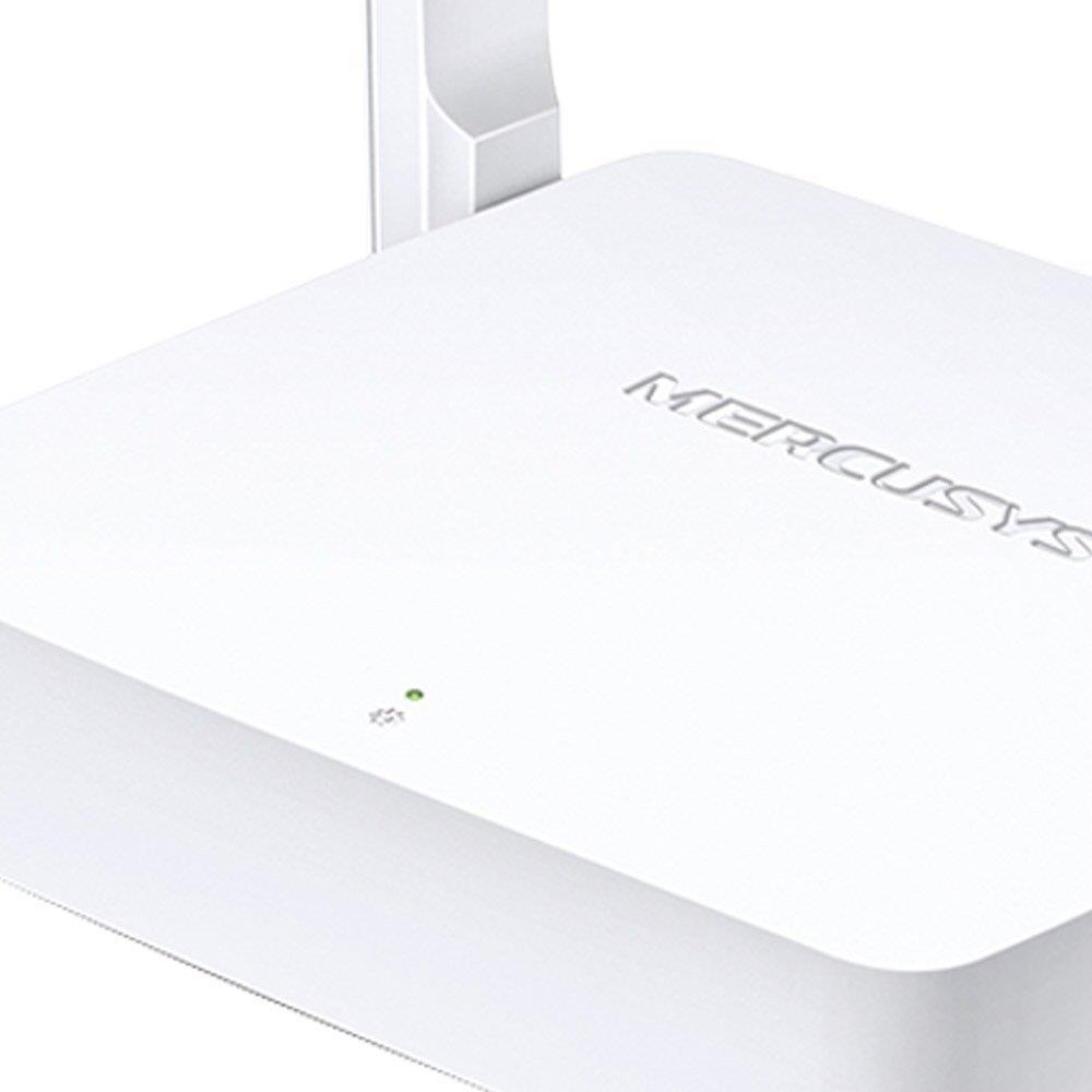 Foto 2 - Roteador MW301R 300Mbps 2 Antenas Fixas 2 Portas Lan Função WDS - Mercusys