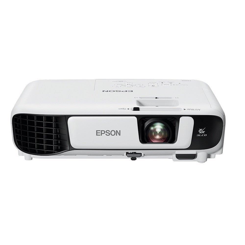 Projetor Epson X41+ Powerlite HDMI 3.600 Lumens Bivolt