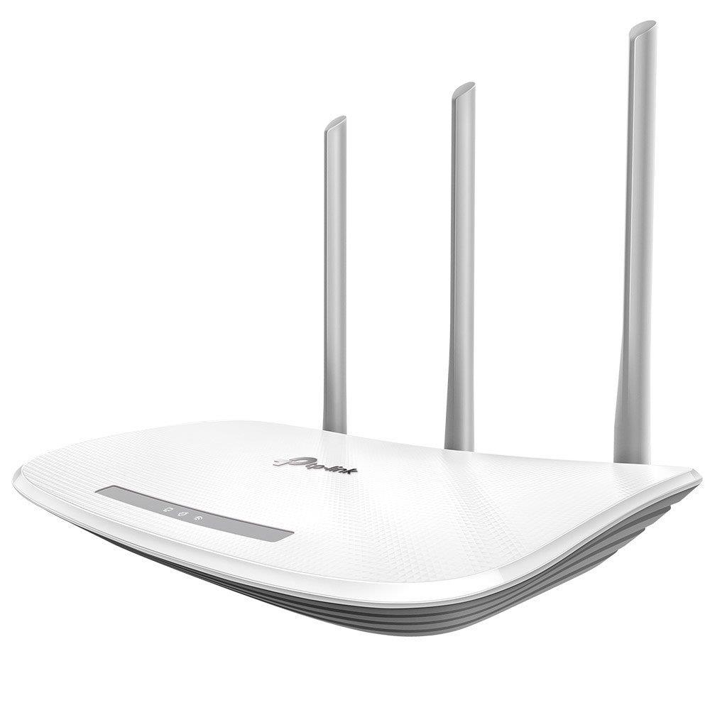 Roteador Wireless TL-WR845N 300MBPS, 3 Antenas Fixas, 4 Portas 3 dBi, Botão WPS...
