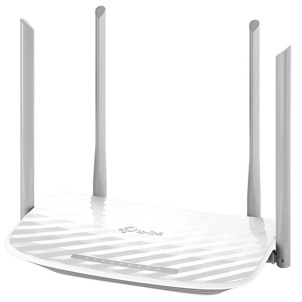 Foto 2 - Roteador Wireless Tp-Link Archer C5W Ac1200 1200Mbps, Dual Band, 4 Portas, 4 Antenas