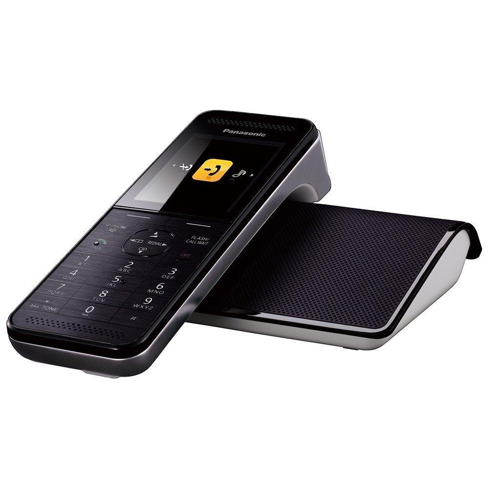 Telefone sem Fio KX-PRW110LBW com Repetidor de sinal WiFi, Aplicativo...