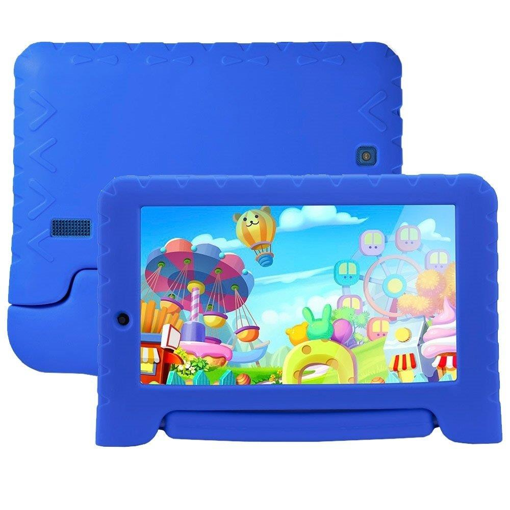 "Tablet Multilaser NB278  Kids Pad Plus Azul, Tela 7"", WiFi, Android 7.0, 2MP,..."