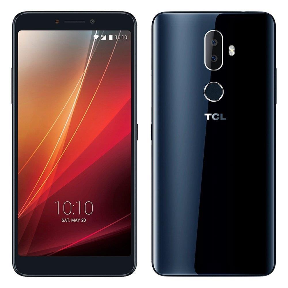 "Smartphone TCL C9 Dual Chip, Preto, Tela 6"", 3G+WIFi, Android Oreo, 12MP, 32GB,..."