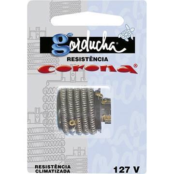 Resistência Chuveiro Gorducha 3 Temperaturas 5400W - Corona