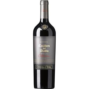 Vinho Chileno Casillero Del Diablo Devil's Collection Red Blend Tinto Garrafa...