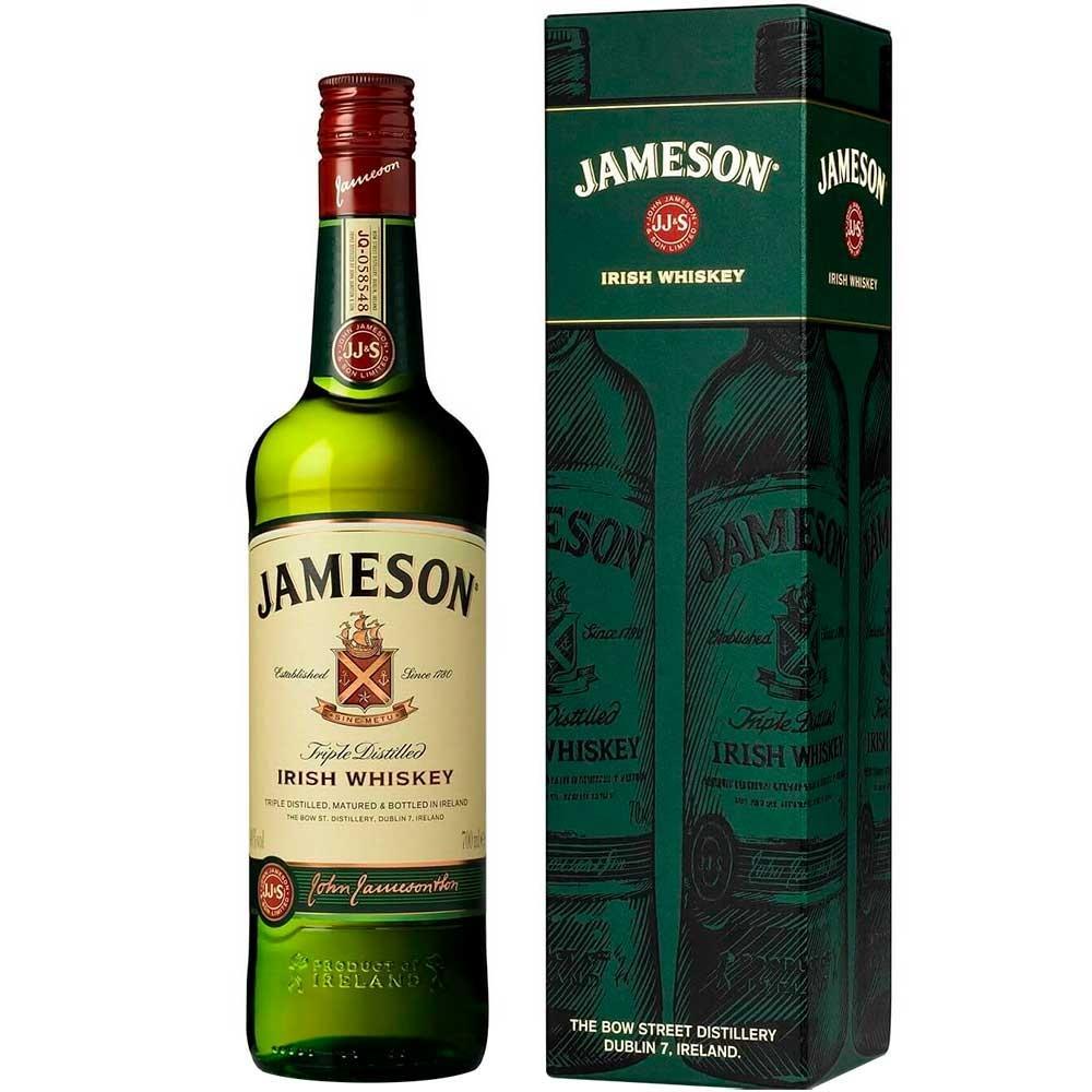 Whisky Irlandês Standard Garrafa 750ml - Jameson