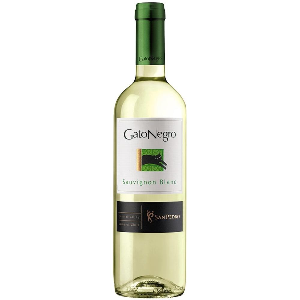 Vinho Chileno Tinto Sauvignon Blanc Garrafa 750ml - Gato Negro