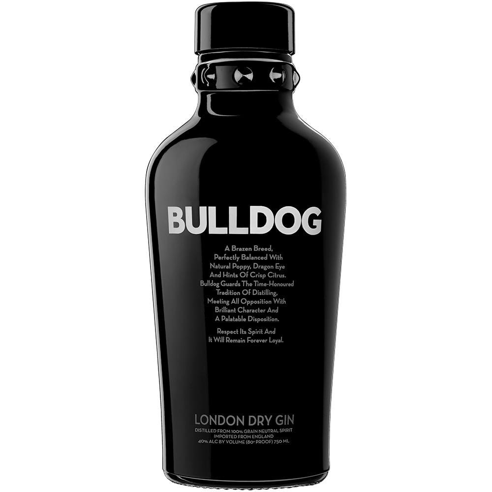 Gin Importado London Dry Garrafa 750ml - Bulldog