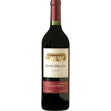 Vinho Chileno Tinto Seco Reservado Cabernet Merlot Garrafa 750ml - Santa Helena