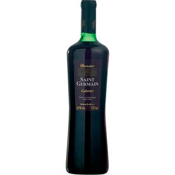Vinho Nacional Tinto Cabernet Suave Garrafa 750ml - Saint Germain