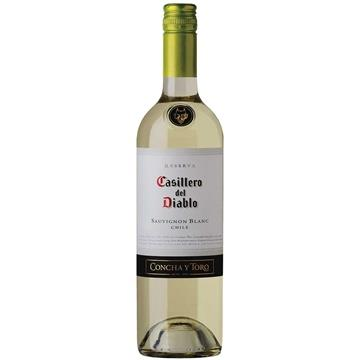 Vinho Chileno Casillero Del Diablo Sauvignon Blanc Garrafa 750ml - Concha Y Toro