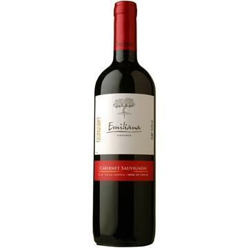 Vinho Chileno Cabernet Sauvignon Tinto Garrafa 750ml - Emiliana