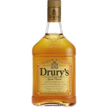 Whisky Garrafa 1 Litro - Drurys