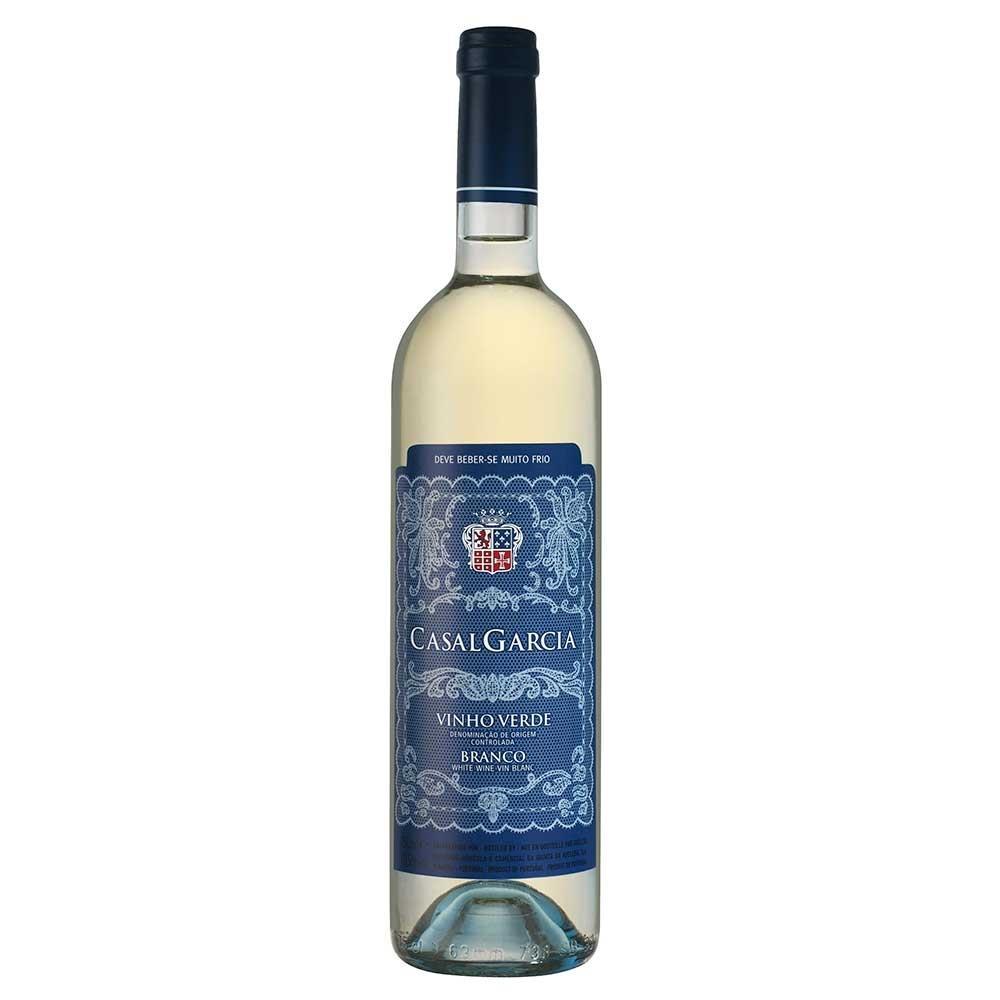 Vinho Português Branco Seco Garrafa 750ml - Casal Garcia