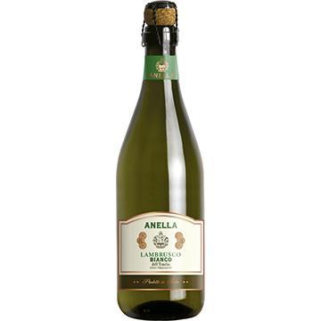 Vinho Italiano Branco Meio Seco e Fino Cella Bianco  Garrafa 750ml - Lambrusco