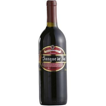 Vinho Nacional Tinto Suave Garrafa 750ml - Sangue de Boi