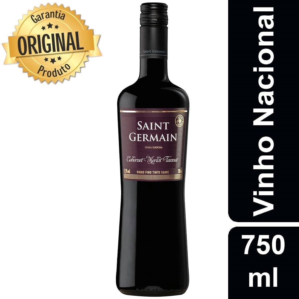Vinho Saint Germain Cabernet 750 ml