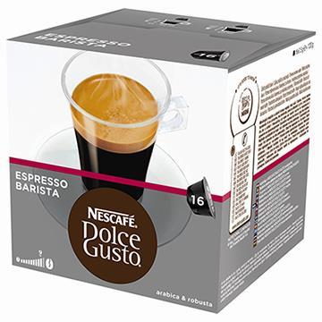 Dolce Gusto Espresso Barista com 16 Cápsulas - Nescafé