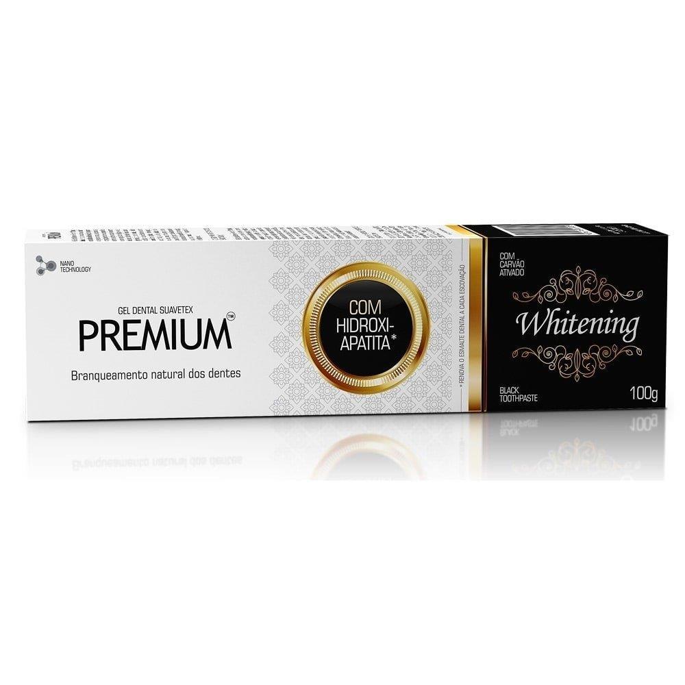 Creme Dental Suavetex Premium Whitening 100g