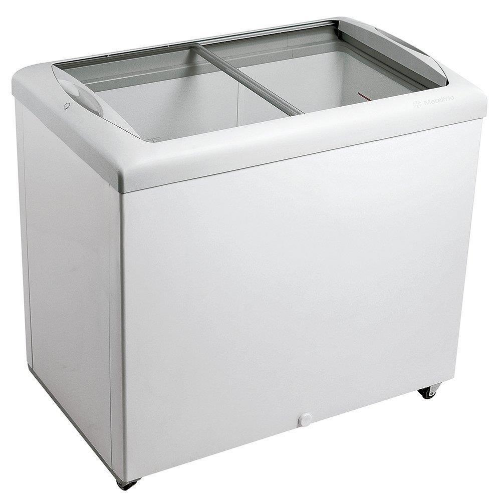 Freezer Horizontal Tampa de Vidro para Sorvetes e Congelados 232 Litros HF30S -...