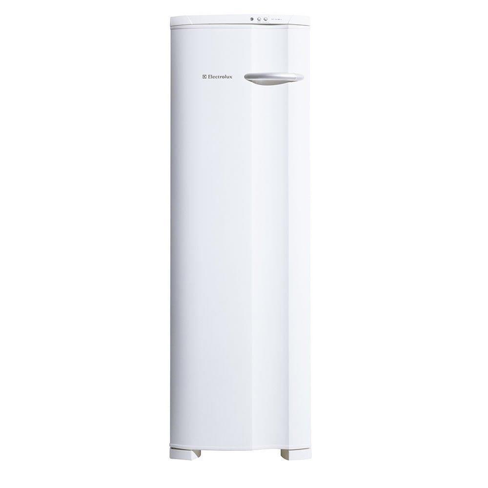 Freezer Vertical 1 Porta 203 Litros FE26 Branco  - Electrolux
