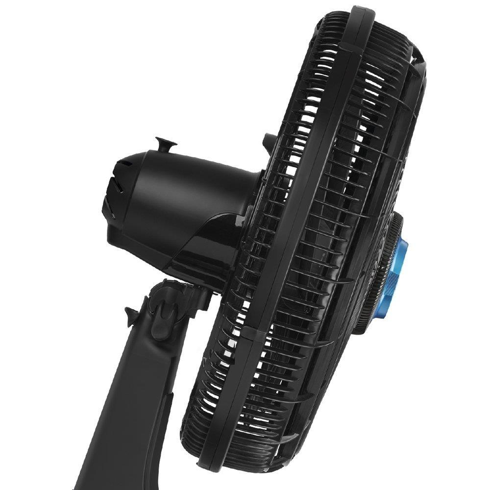 Foto 2 - Ventilador de Mesa Arno 40cm Silence Force Função Repelente VF55 Preto/Cinza 110V