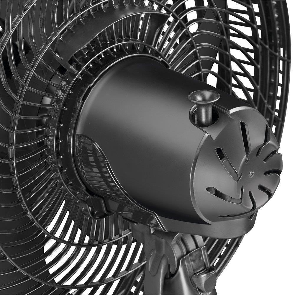Foto 3 - Ventilador de Mesa Arno 40cm Silence Force Função Repelente VF55 Preto/Cinza 110V