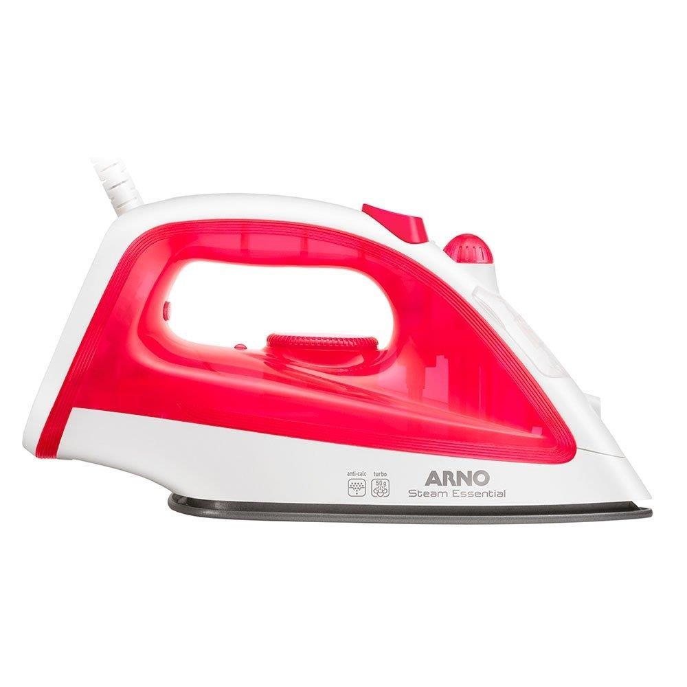 Ferro de Passar Arno a Vapor Steam Essential 10 Vermelho